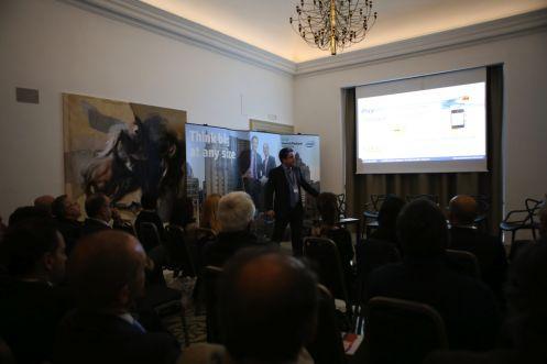 Bari 24 novembre 2015, Villa Romanazzi.Le innovazioni digitali a portata di PMI.