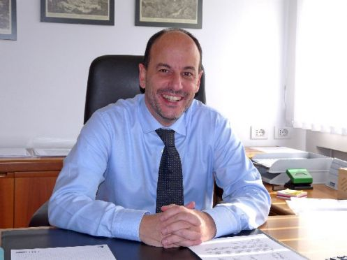 Marco Goss, Chief Supply Chain Officer di Leitner