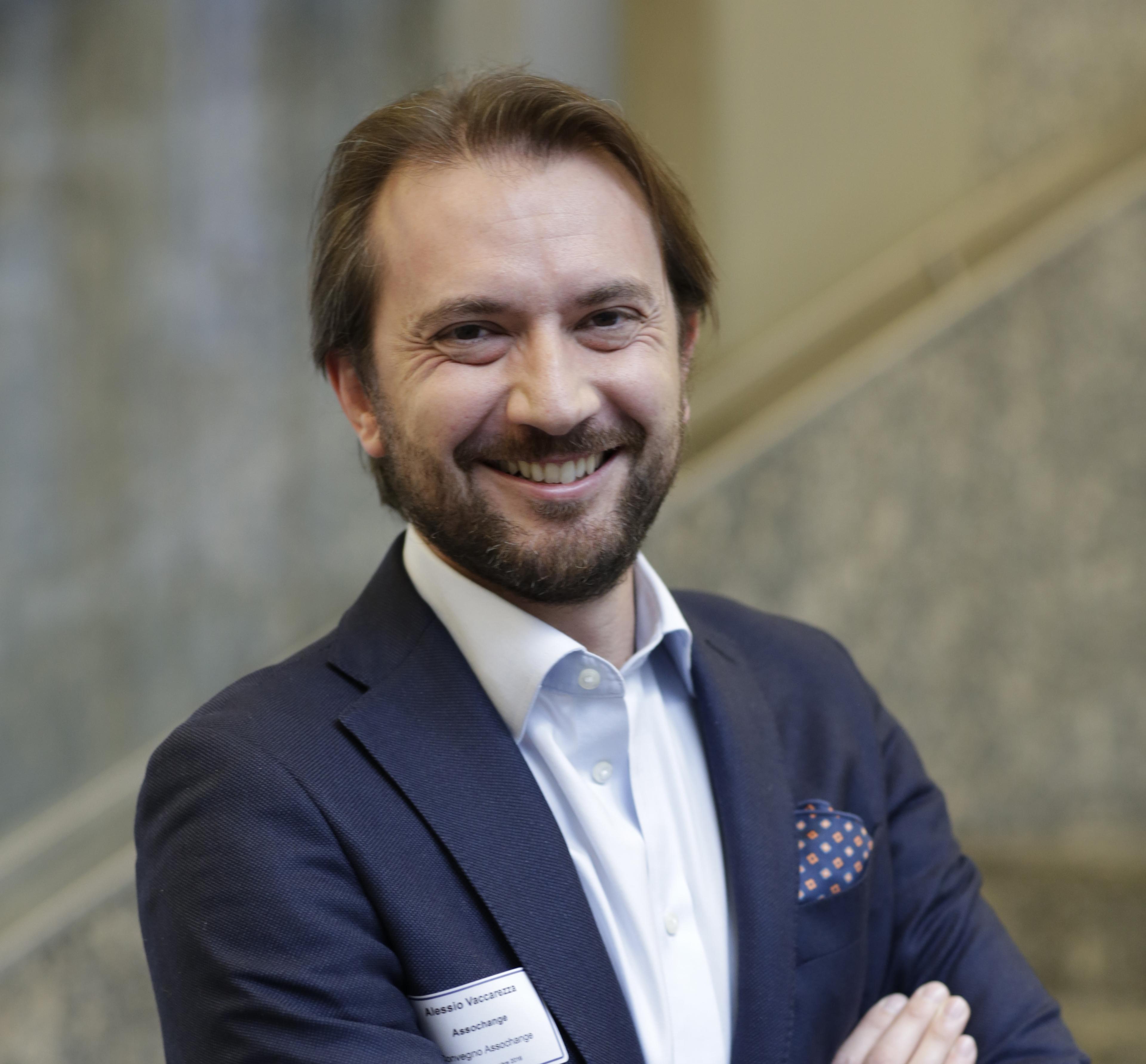 Alessio Vaccarezza, responsabile dell'Osservatorio Assochange