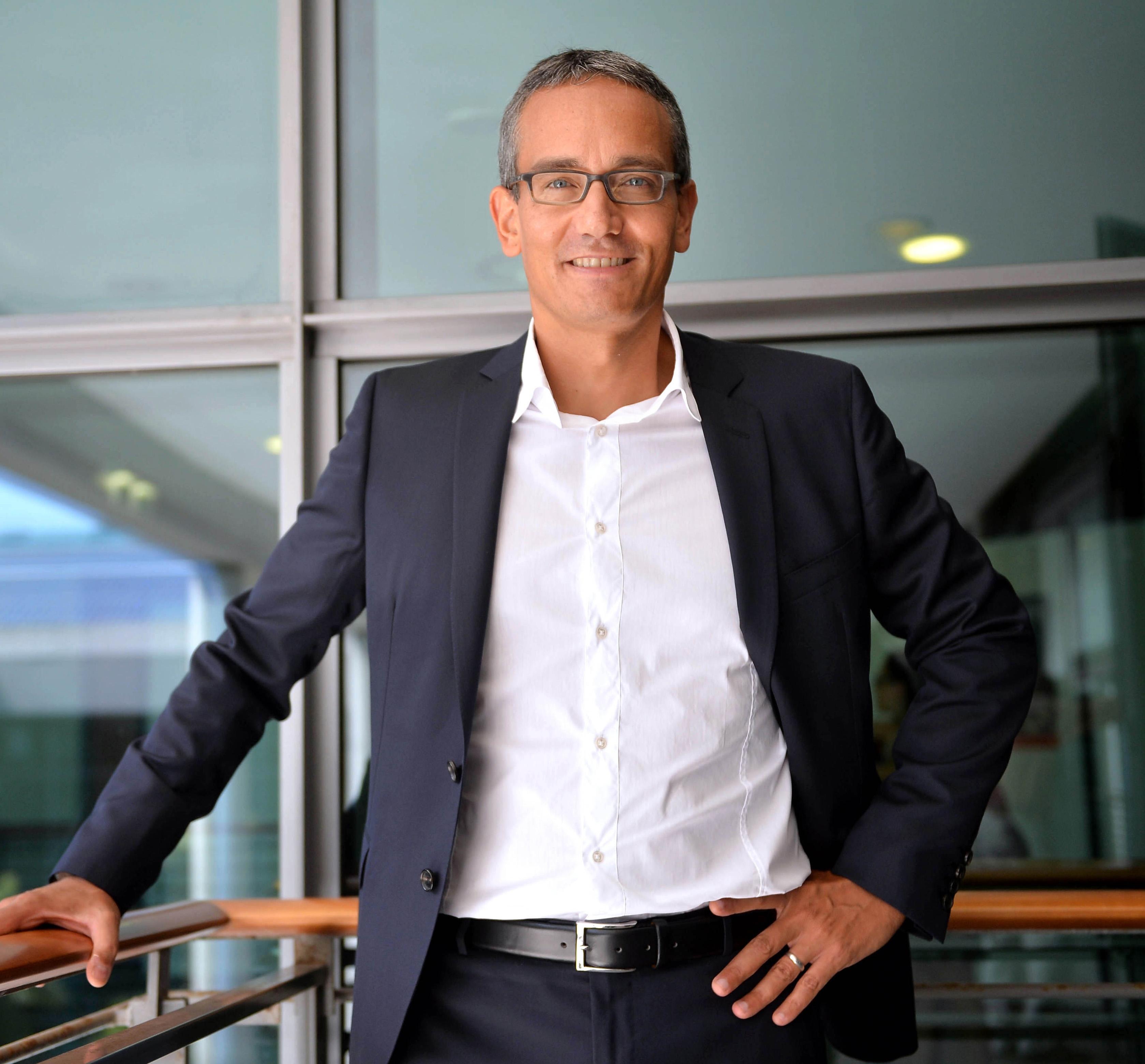 Maximo Ibarra, CEO di Wind Tre