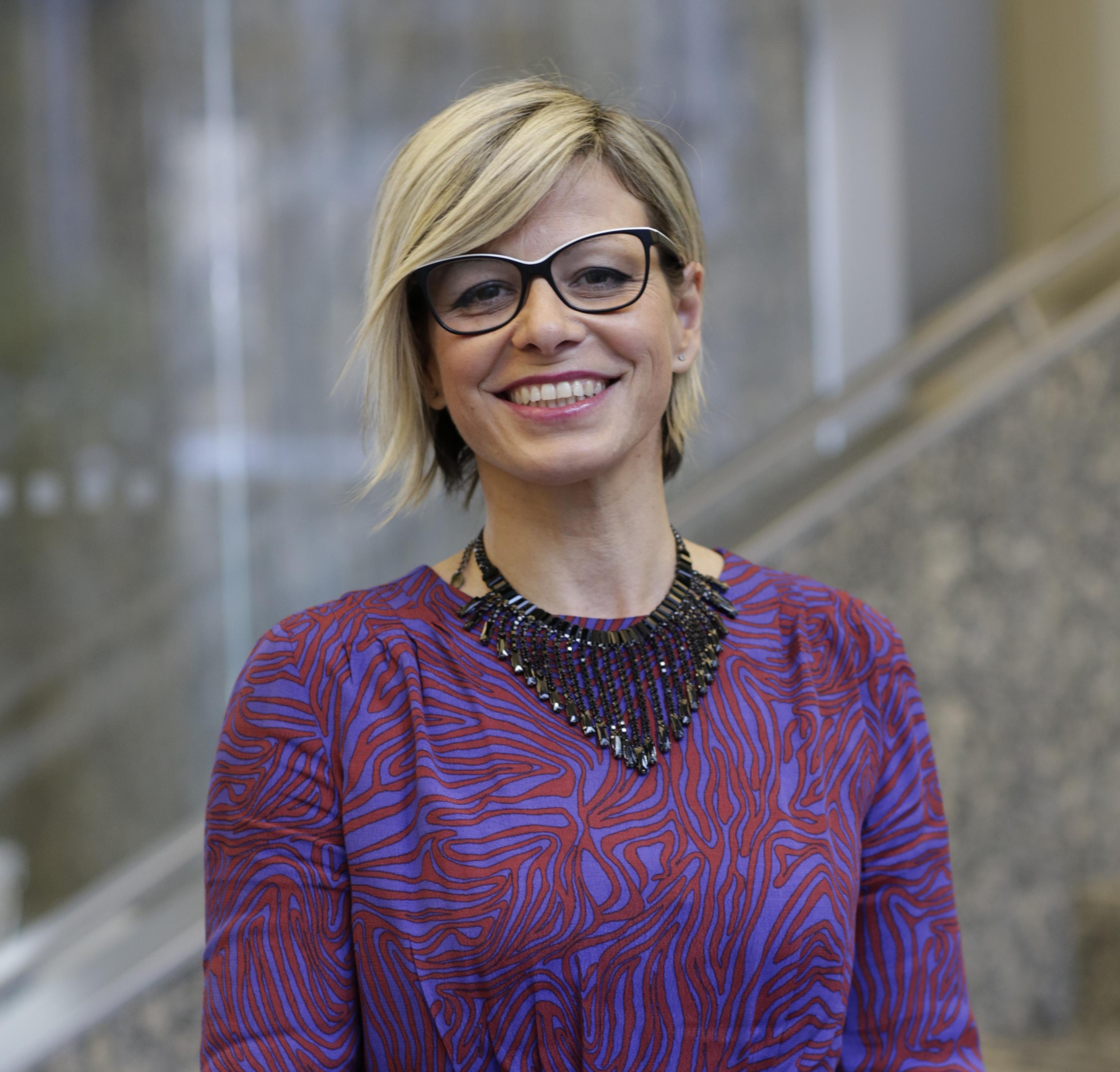 Moira Masper, vicepresidente Assochange