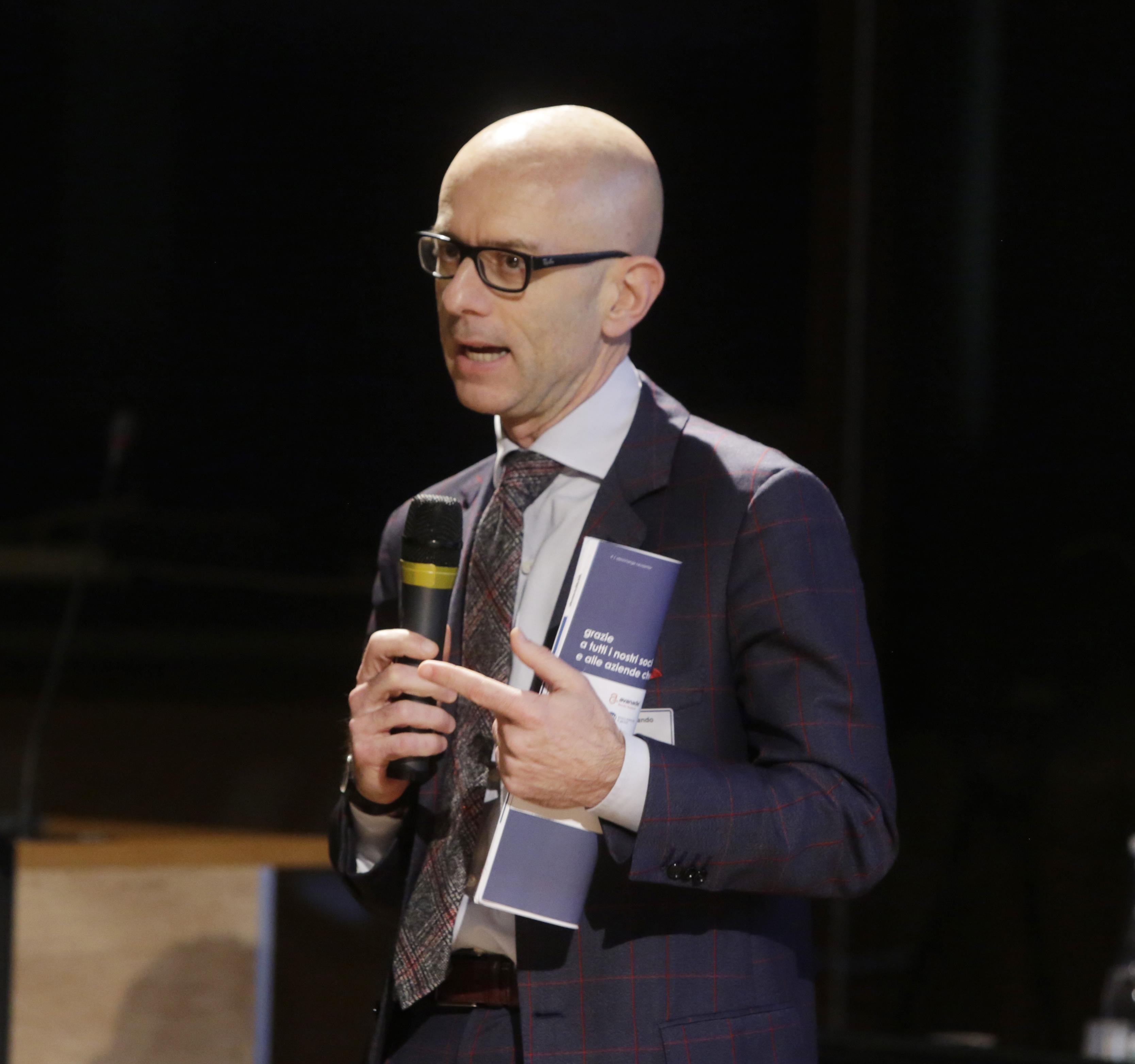 Salvatore Merando, presidente Assochange