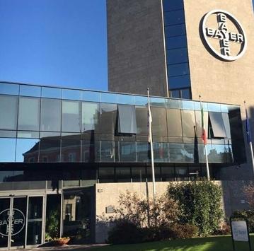 Bayer Italia sede Milano viale Certosa