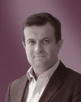 Franck Lheureux  GVP South and Central Europe