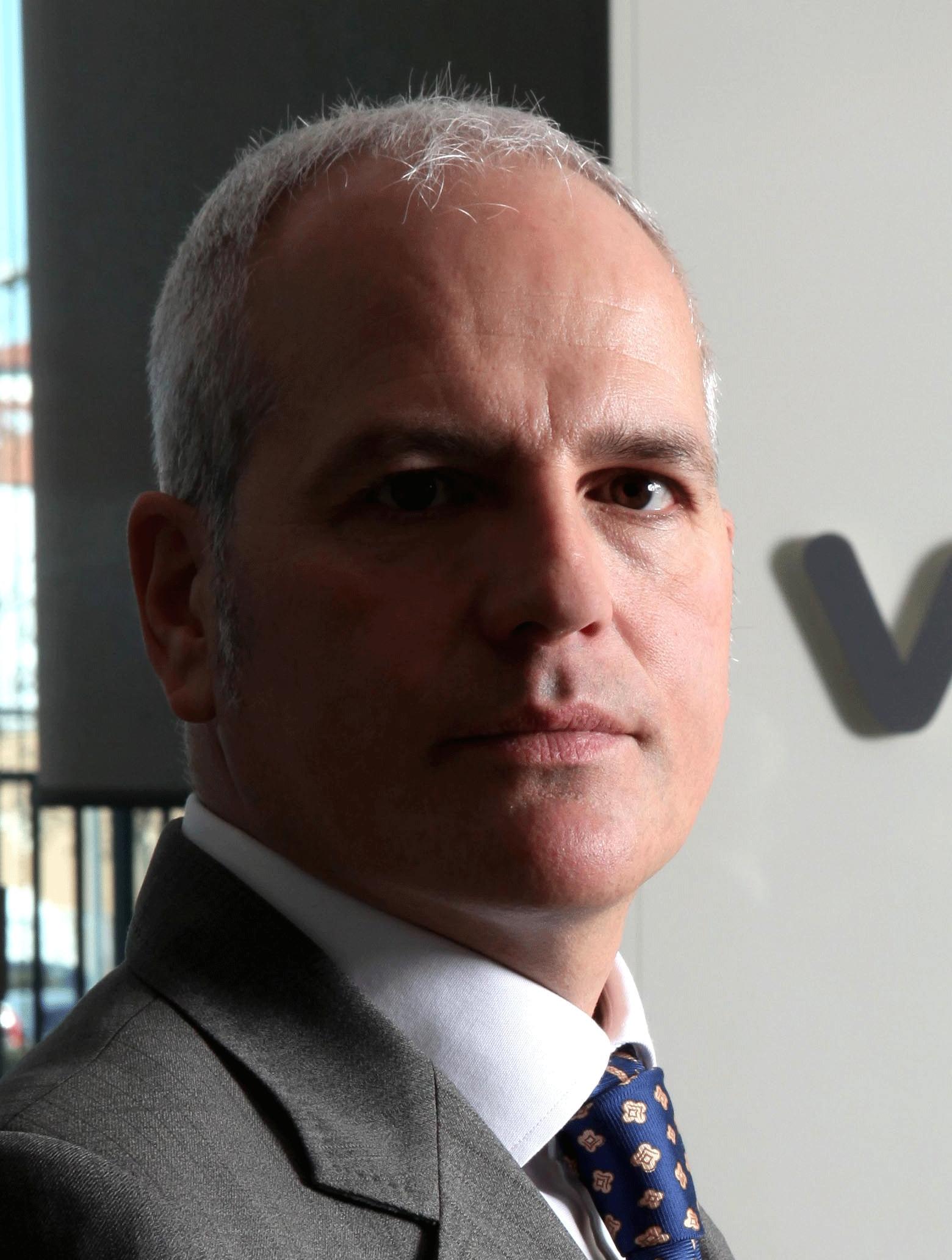 Alberto Bullani, Regional Manager di VMware Italy