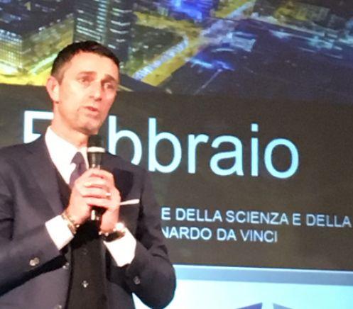 Andrea Ruscica, CEO, Presidente e fondatore di Altea Federation