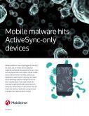 MobileIron - Mobile malware hits ActiveSync-only devices