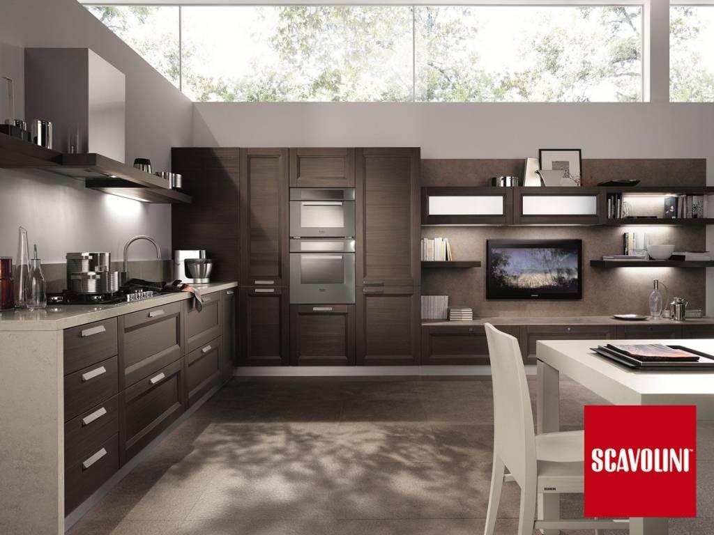 Scavolini aumenta la sicurezza aziendale mettendo al - Cucine moderne scure ...