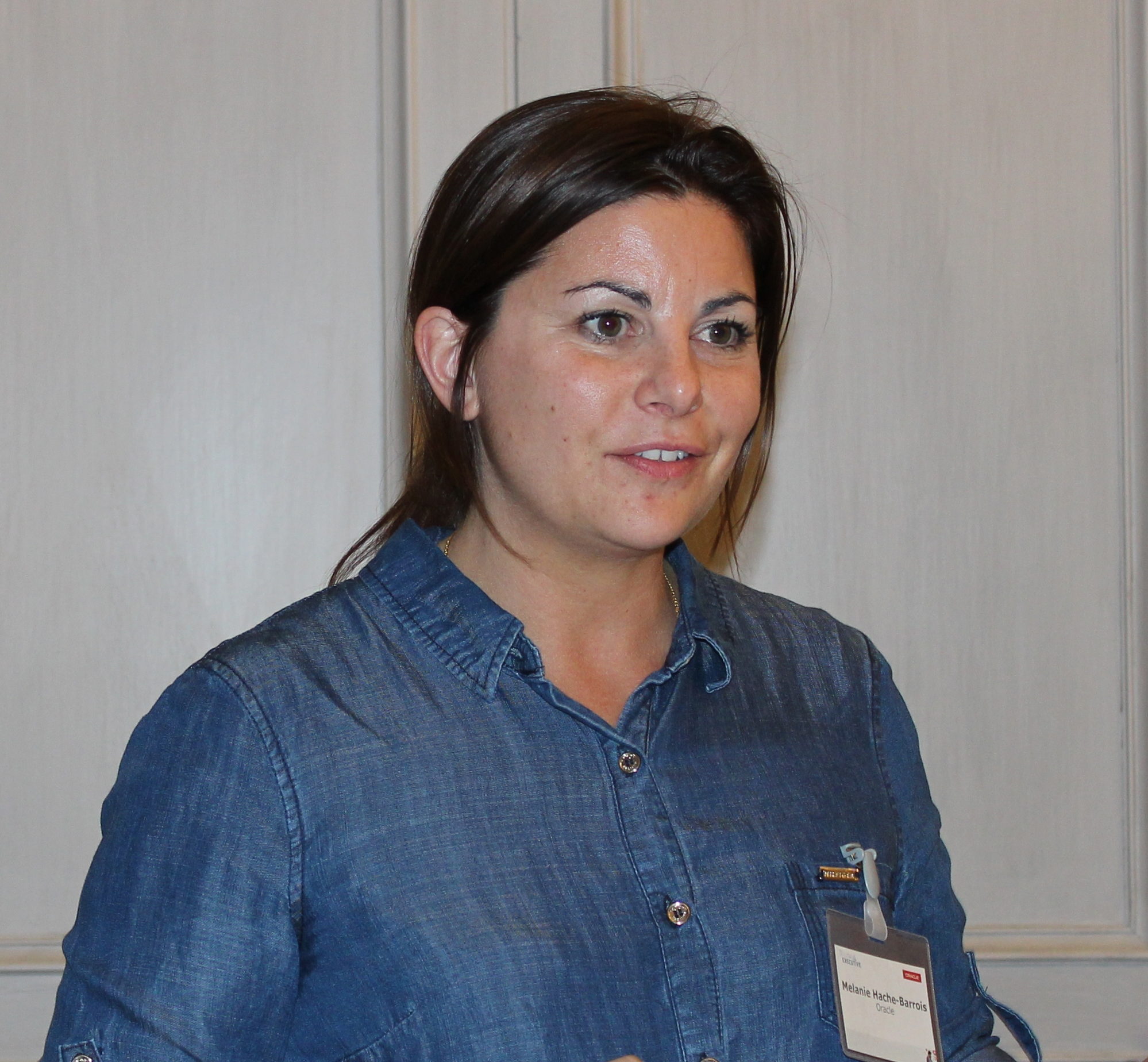 Melanie Hache, HCM Strategy Director South Europe di Oracle