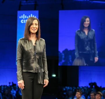 Ruba Borno, VP Growth Initiatives and Chief of Staff for the office of the CEO, Cisco