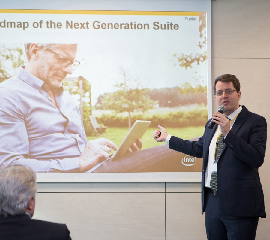Matthias Vogel, ‎Solution Director S/4HANA Digital Supply Chain di SAP