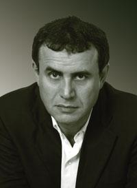 Nouriel Roubini, Professore di Economia alla New York University e scrittore