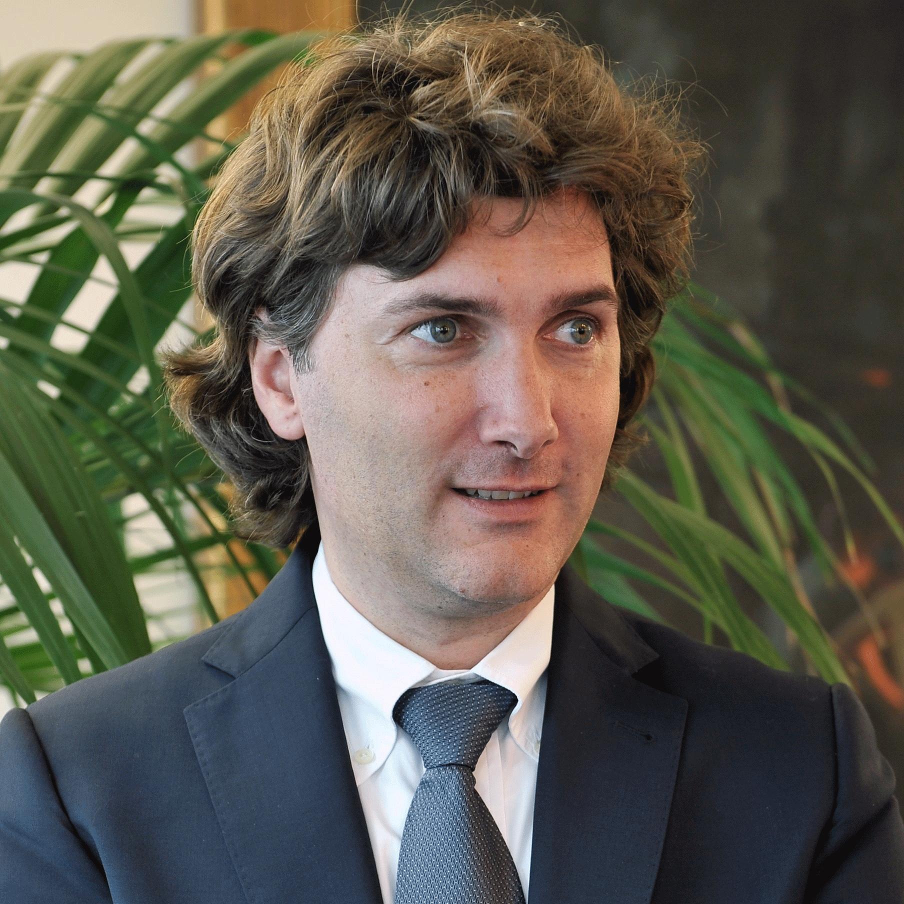 Alessandro Trivillin, Amministratore Delegato di ABS Acciai