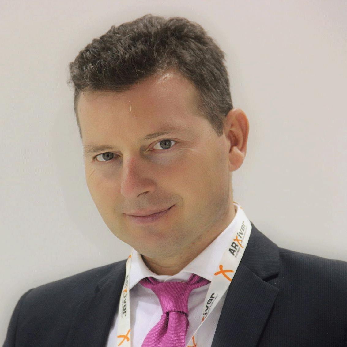 Claudio Vigasio, Presidente di Able Tech