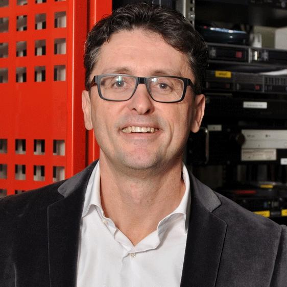 Luca Beltramino, Managing Director TelecityGroup Italia