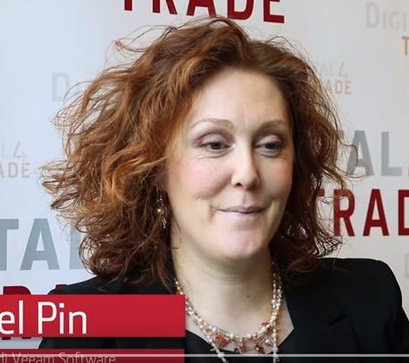 Lara Del Pin, Channel Manager di Veeam Software