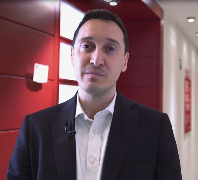 Ivano Bosisio, ‎Head of Operational Excellence & Head of Procurement, Generali Italia