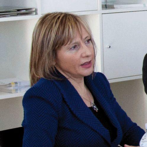 Graziella Dilli, CIO di Arpa Lombardia