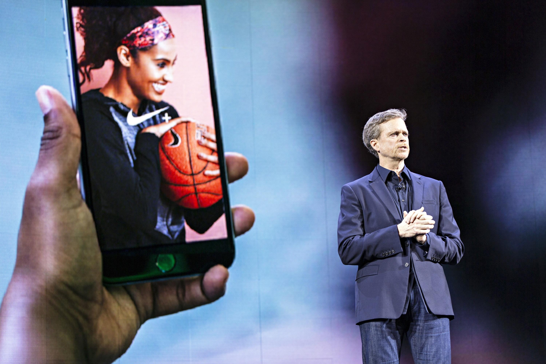 Mark Parker, CEO di Nike
