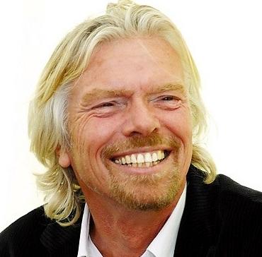 Richard Branson, Fondatore e Presidente Gruppo Virgin