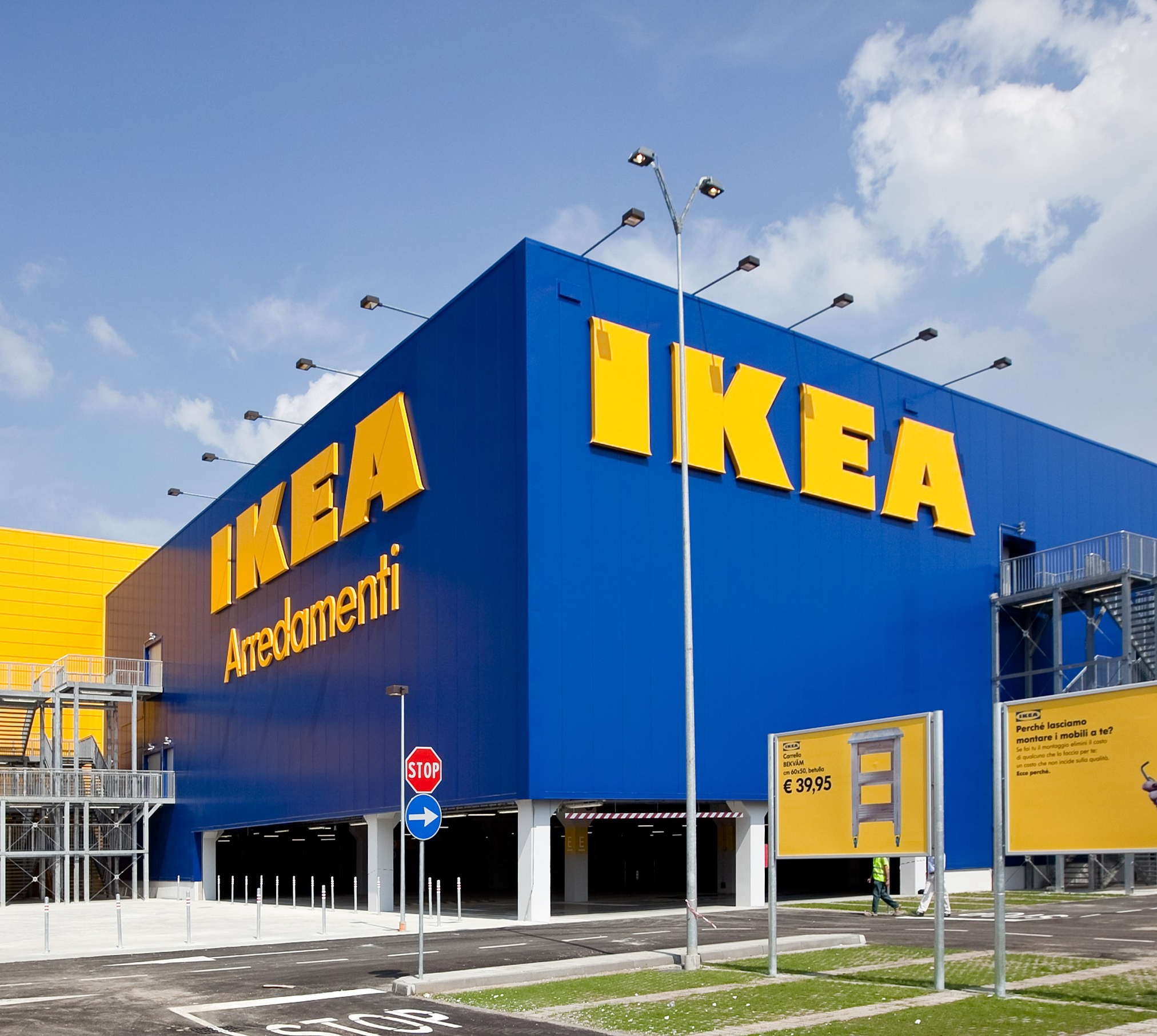 Digital4 business innovazione e tecnologia for Ikea cuscino nuvola