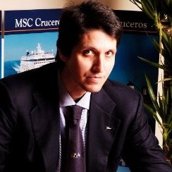 Leonardo Massa, Country Manager di MSC Crociere