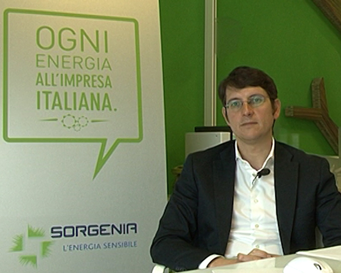 Pier Lorenzo Dell'Orco, Direttore Commercial Operations e ICT di Sorgenia
