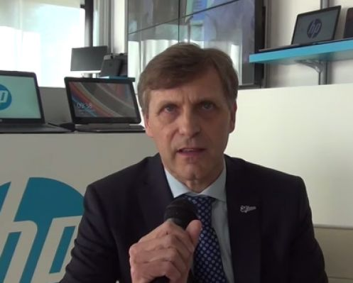 Alessandro Gabrieli, Cloud Director Hewlett-Packard Italiana