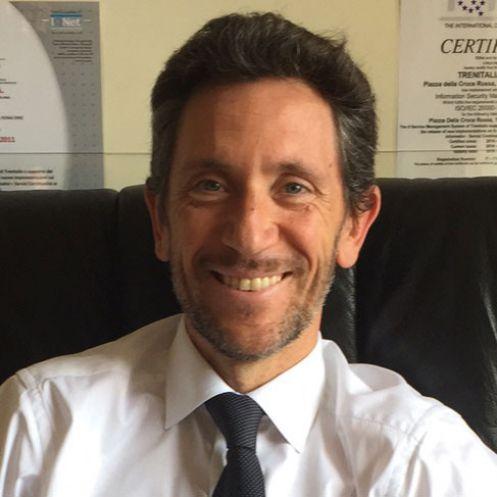Danilo Gismondi, CIO di Trenitalia