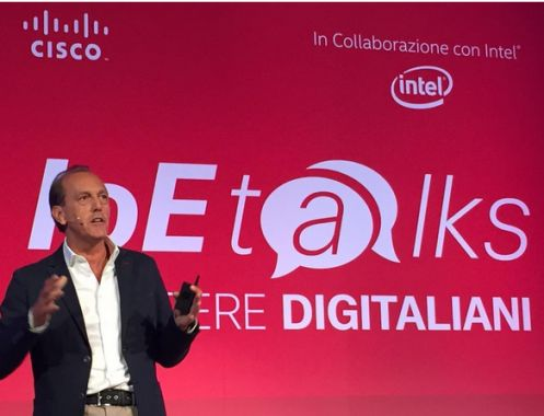 David Bevilacqua, Vice President, South Europe di Cisco Systems