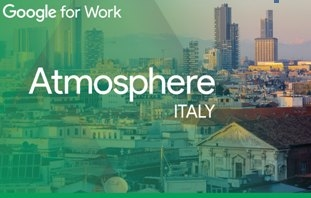 Tappa milanese Atmosphere, evento live di Google apps for work
