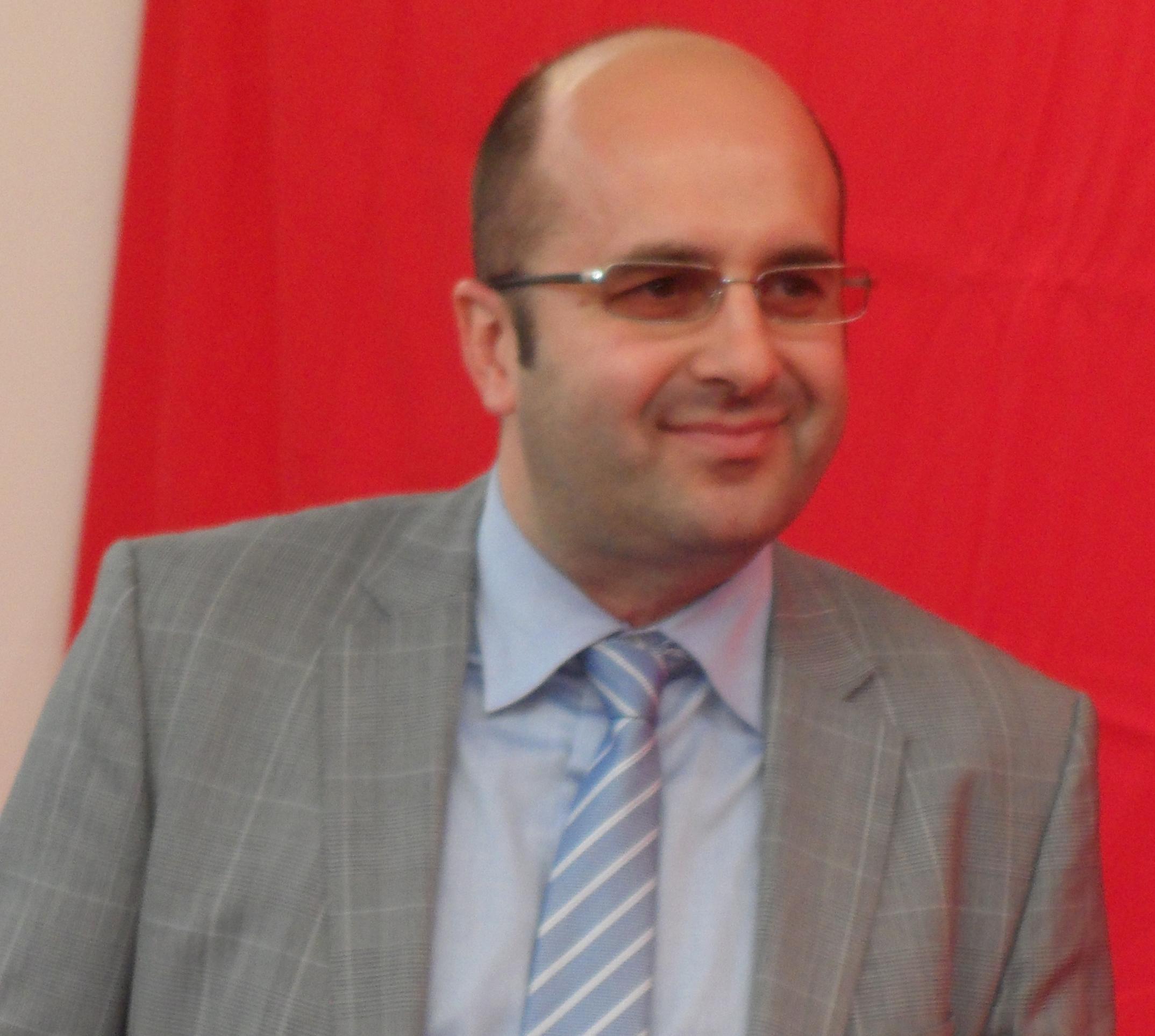 Fabio Mazza, direttore operativo di Spina Group