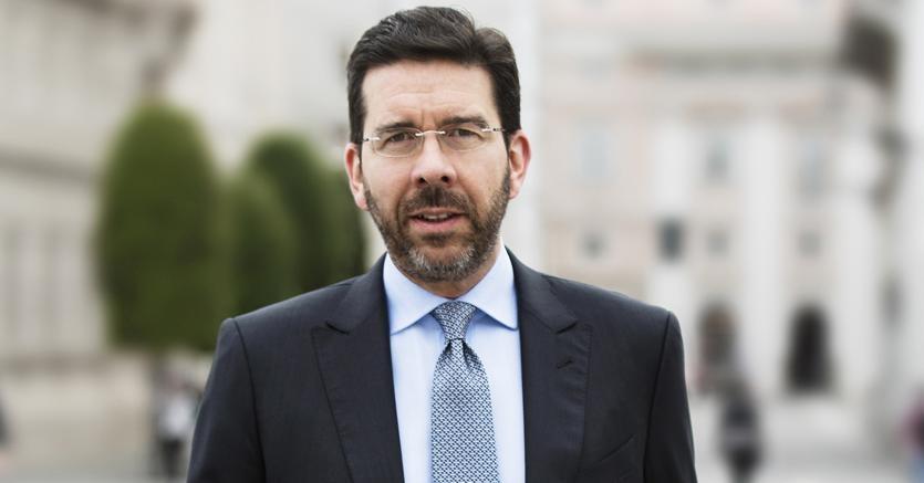 Massimiliano Pogliani Amministratore Delegato, Illy Caffè