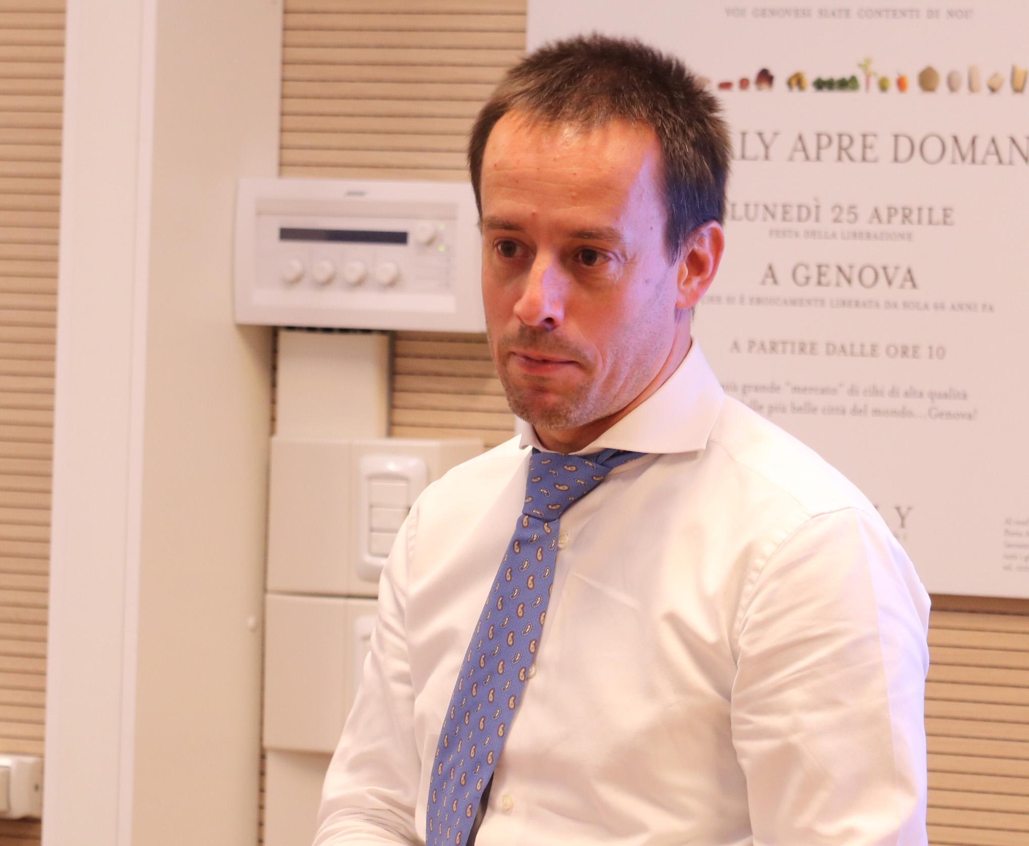 Gabriele Faggioli, CEO di P4I e Presidente Clusit