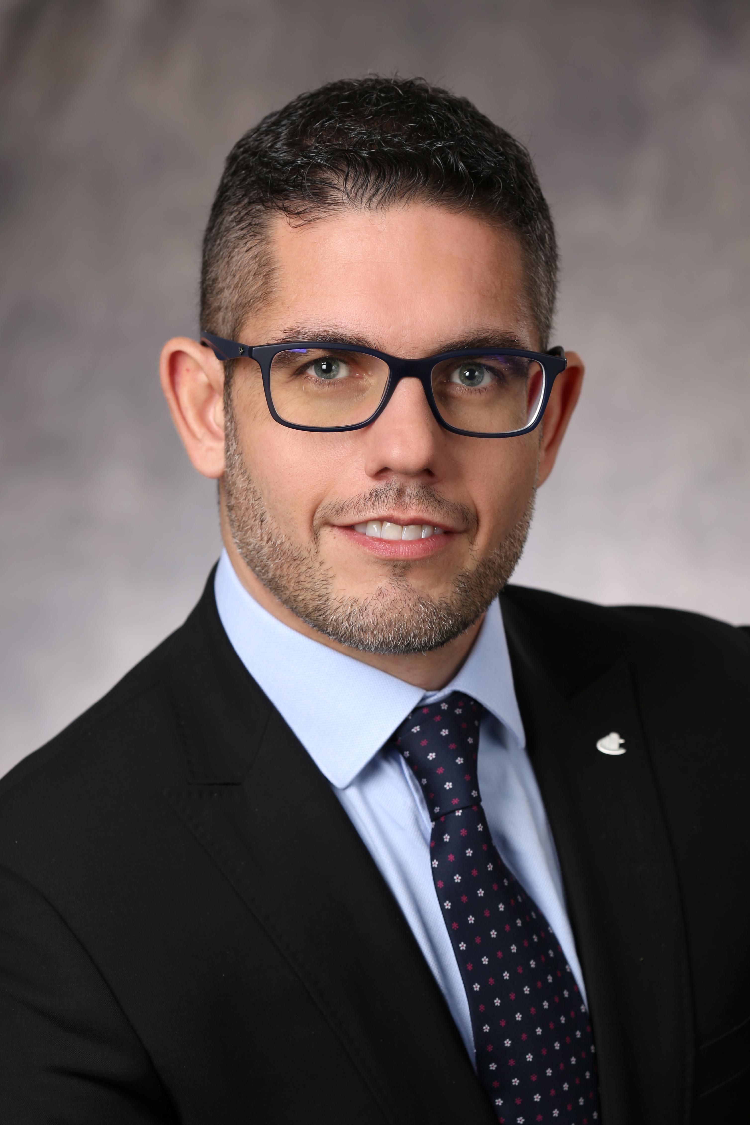 Neil Palomba, direttore generale, Costa Crociere