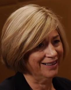 Jacqueline Minor, a capo della rappresentanza della Commissione europea nel Regno Unito