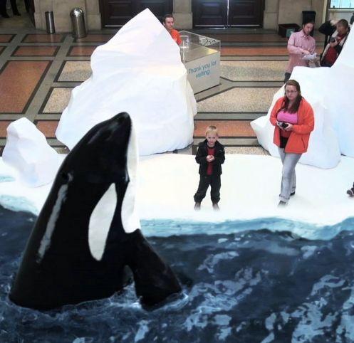 realtà aumentata museo natura