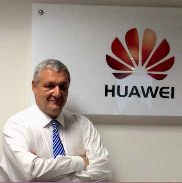 Riccardo Leonelli, Enterprise PA Sales Manager - Business Group di Huawei