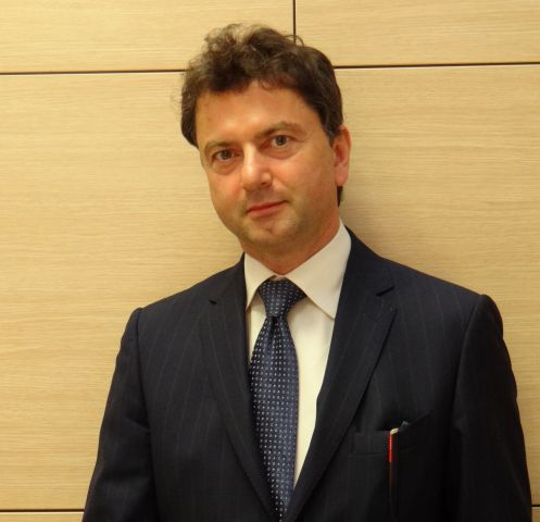 Adriano Ceccherini, General Business Director di SAP Italia