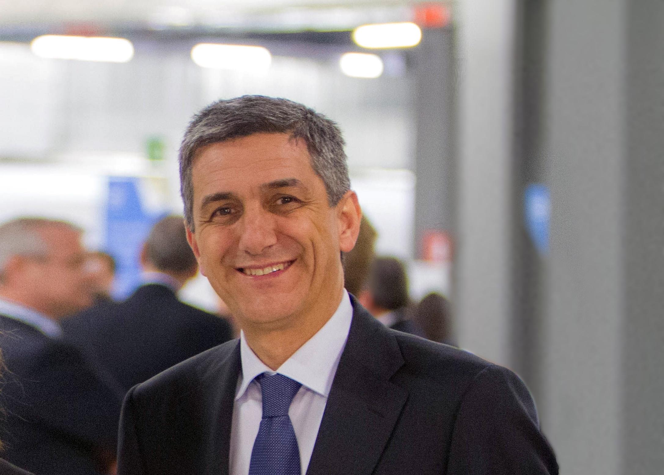 Stefano Venturi, Amministratore Delegato Gruppo Hewlett-Packard in Italia e Corporate Vice President di Hewlett-Packard Inc.