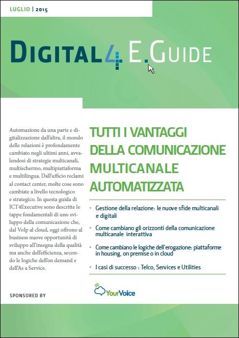 YourVoice - Tutti i vantaggi della comunicazione multicanale automatizzata