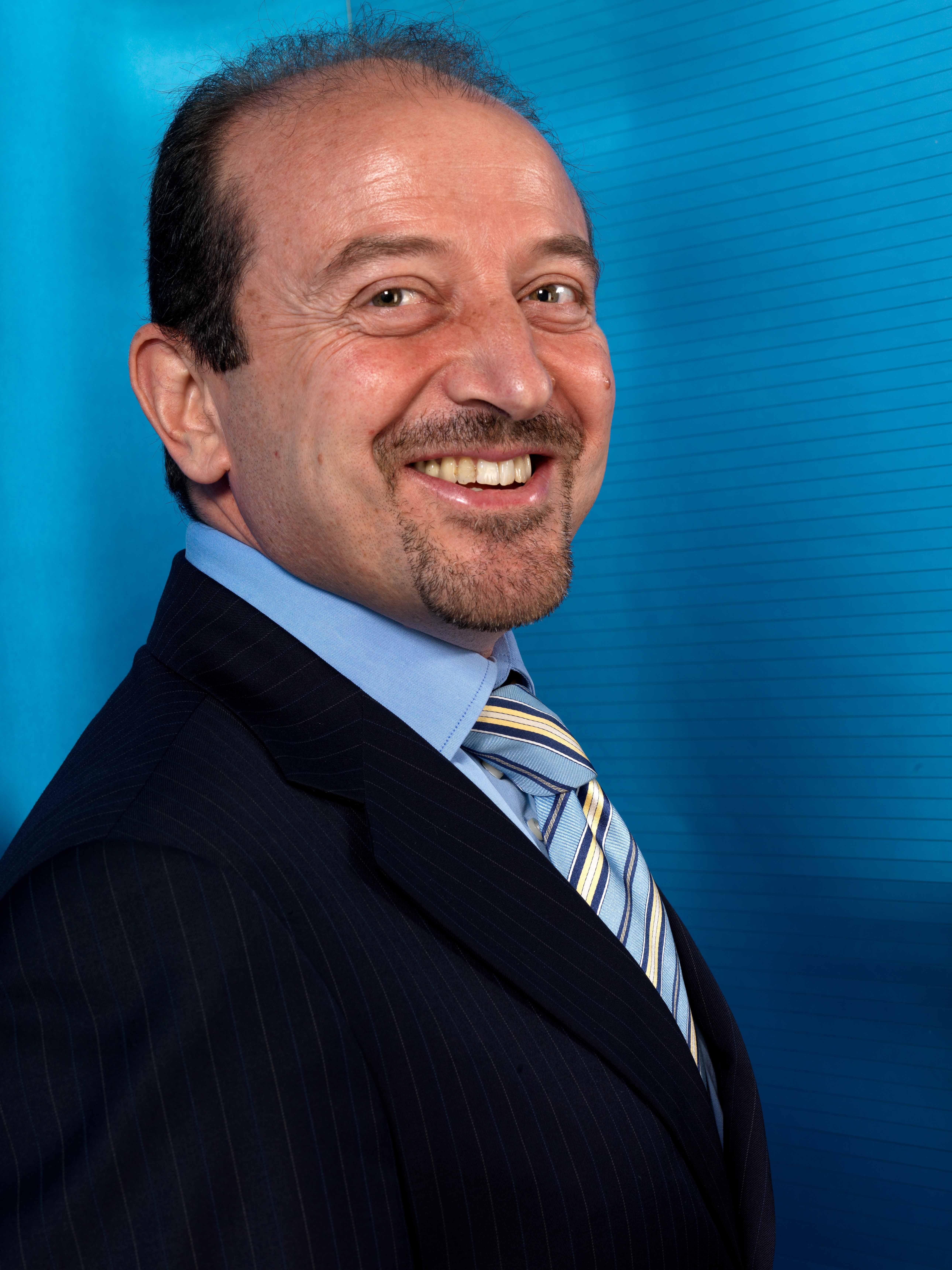 Massimo Vulpiani, Regional Director Europe South, RSA