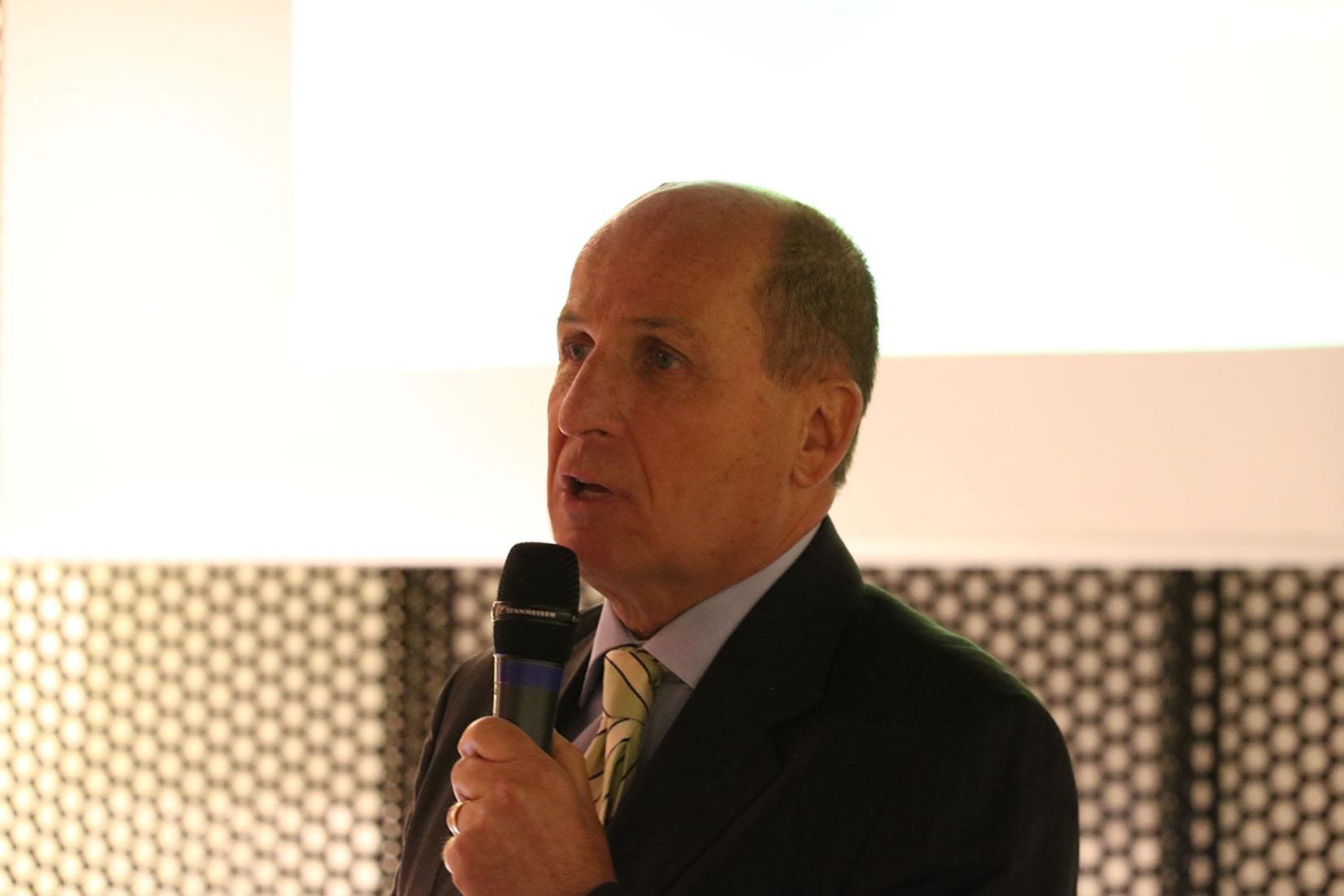 Pier Luigi Zaffagnini, CEO di Top Consult