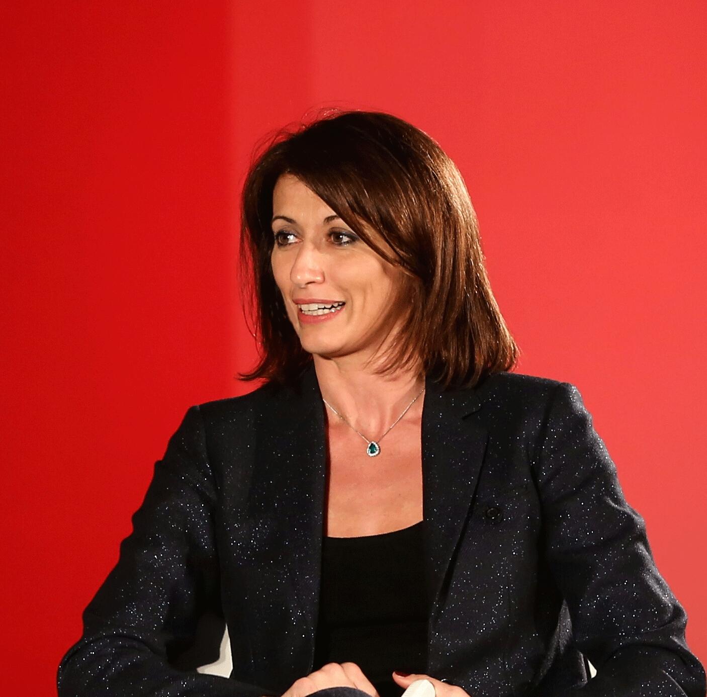 Sara Trabucchi, Responsabile soluzioni per le aziende di Vodafone Italia