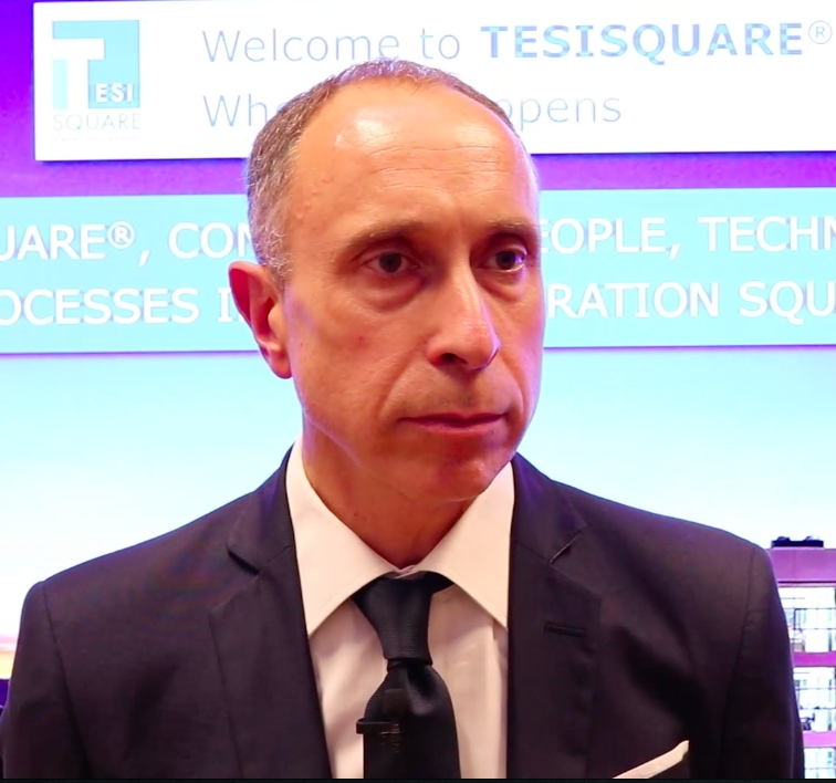 Gianluca Giaccardi, Business Line Executive GRC e HRM di TESISQUARE