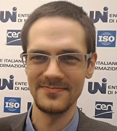 """Fabio Guasconi, Presidente Bl4ckswan, Presidente CT 510 """"Sicurezza delle Informazioni"""" Uninfo, Membro del Comitato Direttivo di Clusit"""