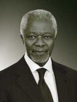 Kofi Annan, Ex Segretario dell'ONU e Premio Nobel per la Pace
