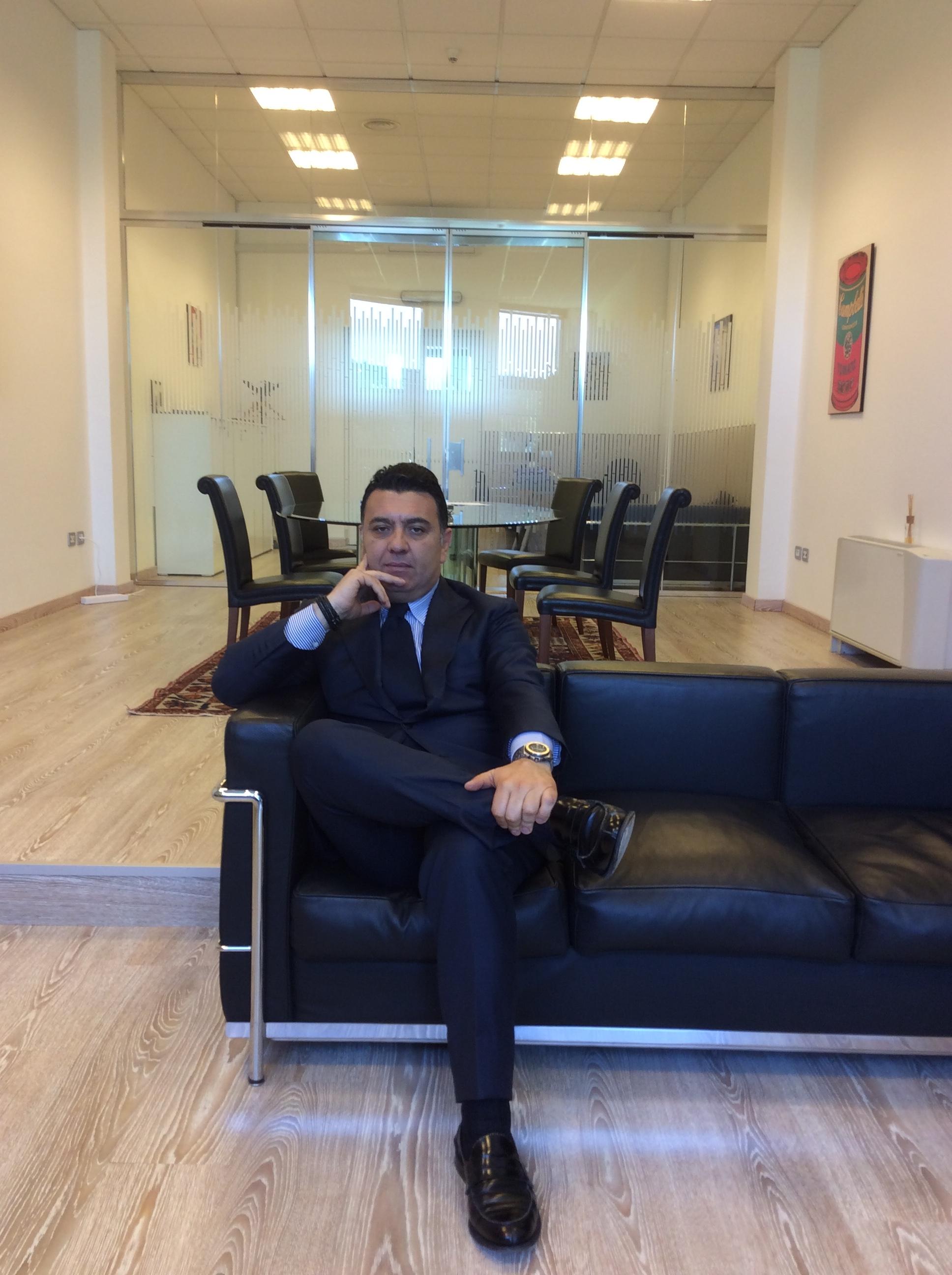 Antonio Giacomini, Ceo di Innovaway