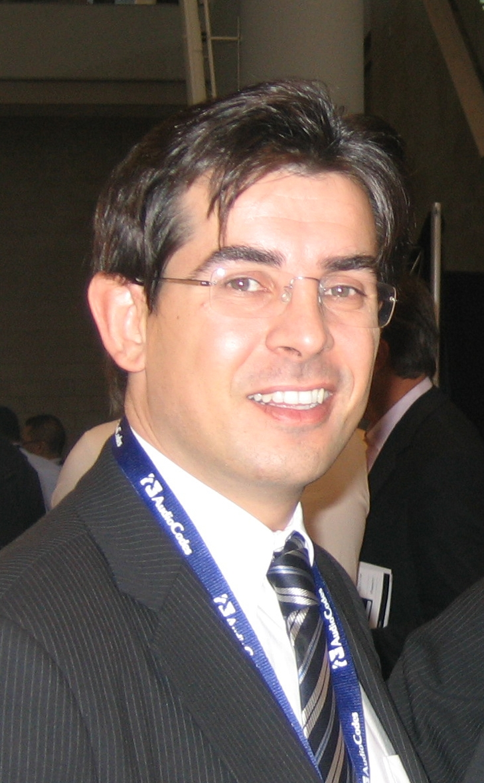 Emiliano Papadopoulos, CEO di Allnet.Italia