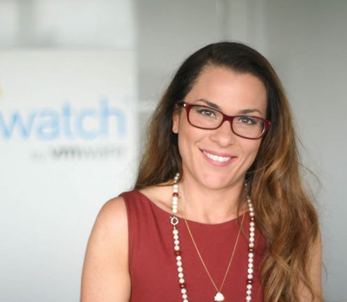 Marenza Altieri-Douglas, Enterprise Account per l'Italia di Airwatch